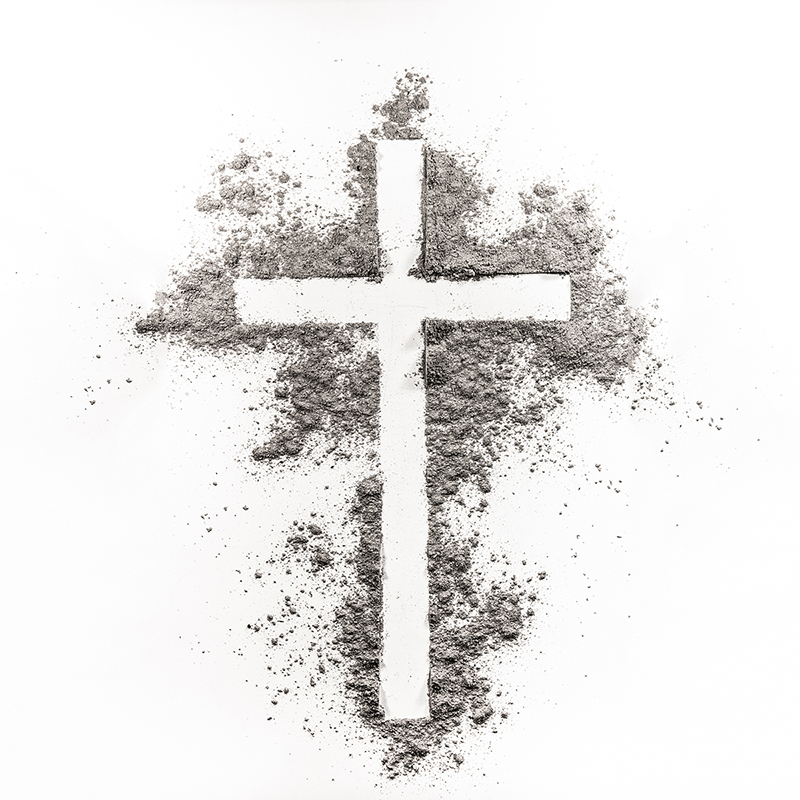 Ash Wednesday: The Miraculous Darkness