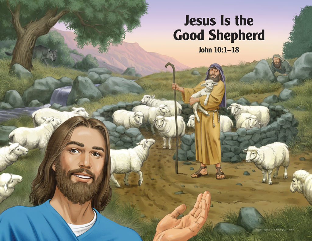 Barnyard Round-up: Jesus cares, now and forever