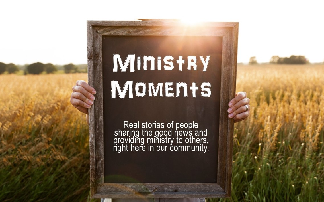 Ministry Moment