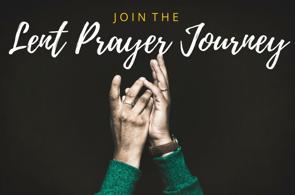 Join the Lent Prayer Journey!