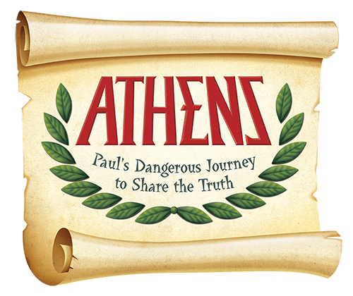 Community Vacation Bible School- ATHENS!