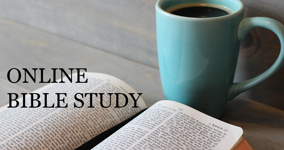 Update from Chelle about Bible Study and Zoom Meetings